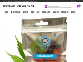 Health & Wellness Wholesalers