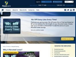 Fleetcare: Car Salary Packaging