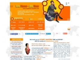 Cheap prepaid phone cards by e-mail
