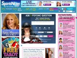 Spirit Now: Psychics