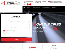 Online Tires Winter Tires and Summer Tires