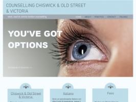 Counselling Chiswick W4