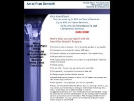 Dental Health Plans