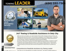 Towing Leader | 24/7 Towing Services in Daly City, CA