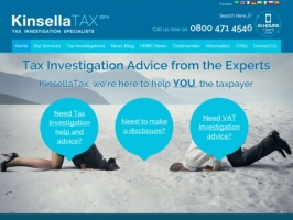 Tax Investigation Specialists UK
