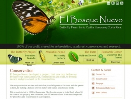 El Bosque Nuevo - The Butterfly Project