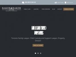 Toronto Family Lawyer - Baker & Baker Lawyers