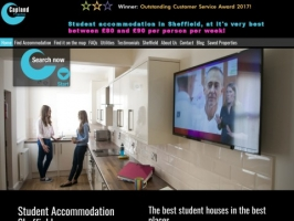 Capland Student Accommodation Sheffield