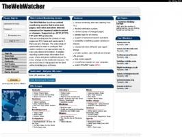 The Web Watcher