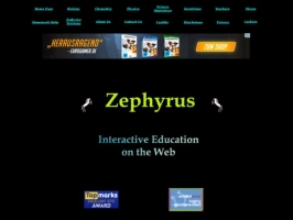 Zephyrus Interactive Education