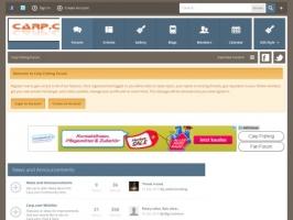 Carp.com - Home of carp fishing