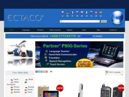 ECTACO.Electronic dictionary and language software