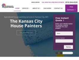 Painters in Kansas City   #1 Interior & Exterior Painting