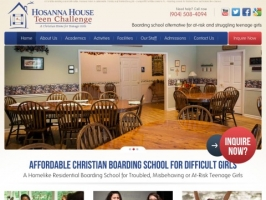 Hosanna House: Christian Boarding School For Girls
