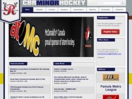 CBR Minor Hockey Association