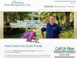 Choice Pest Management, Inc.