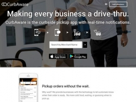 CurbAware Curbside Ordering Management