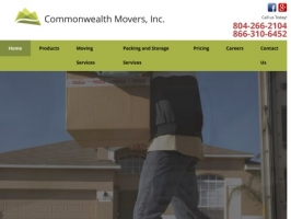 Commonwealth Movers