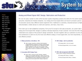System to ASIC