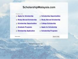 Scholarship Malaysia