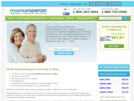PharmaPassport Online Pharmacy