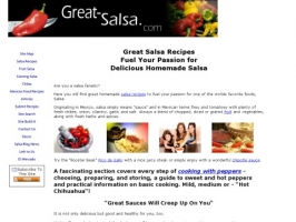 Discover Great Salsa Recipes