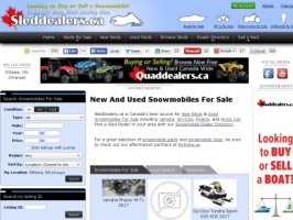 Sleddealers.ca: New and Used Snowmobiles for sale