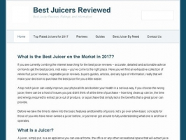 Juicer Reviews | Best Rated Centrifugal & Cold Press Juicers