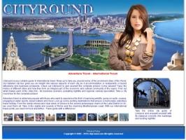 CityRound - City Portals
