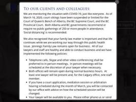 Jennings Family Law: Calgary Divorce Lawyers