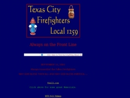 Texas City Firefighters