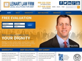 Leinart Law Bankruptcy Firm