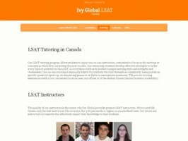 Toronto LSAT Tutoring