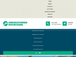 Undiscovered Mountains