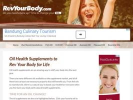 Rev Your Body: Essential Oils