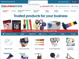 ID Superstore - Plastic ID Cards and Card Printing
