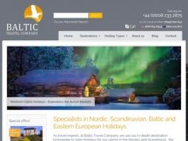 The Baltic Travel Company