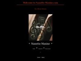 Nanette Maxine
