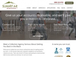 Summit Collects: Collection Agency