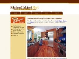 Kitchen Cabinets Mart