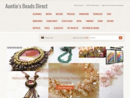 Bead & Craft Supplies for Beadwork