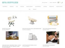 Spa Massage Supplies
