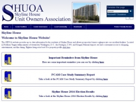 Skyline House Unit Owners Association
