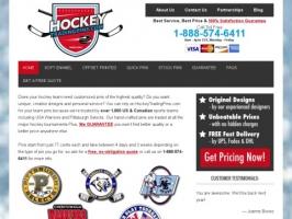 Hockey Trading Pins.com