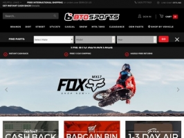 Motocross Gear, Parts, and Apparel
