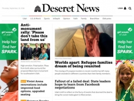 Deseret News Web Edition