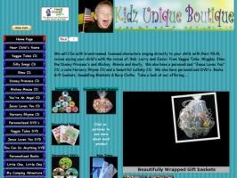 Kidz Unique Boutique:  CDs, Books & Gifts