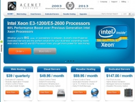 Web Hosting by Acenet-Inc