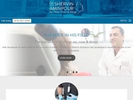 Los Angeles Allergist - Dr. Shervin Aminpour