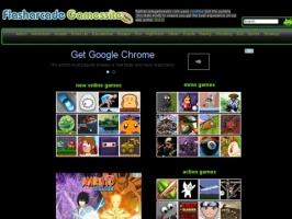Flash Arcade Games Site